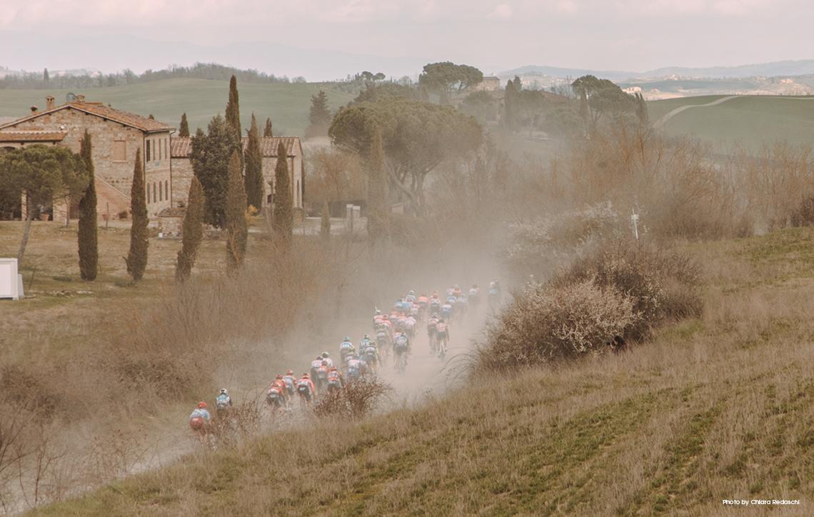 Strade bianche a race a legend3