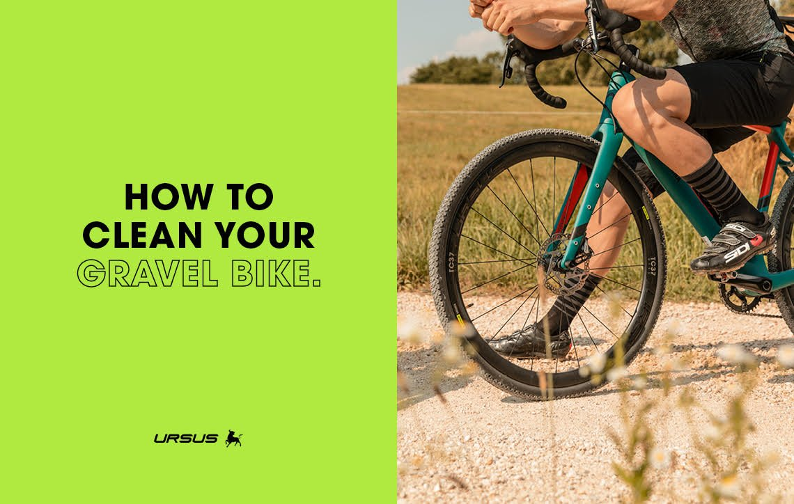 How to clean your gravel bike