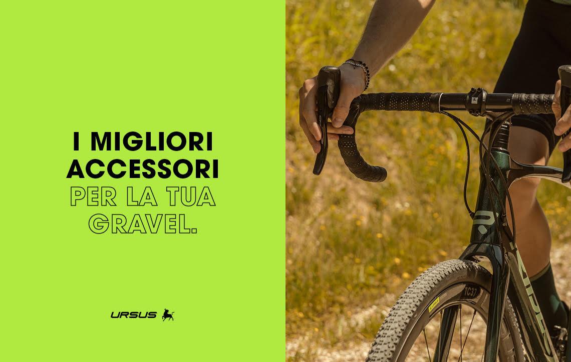 I migliori accessori per la tua bici gravel