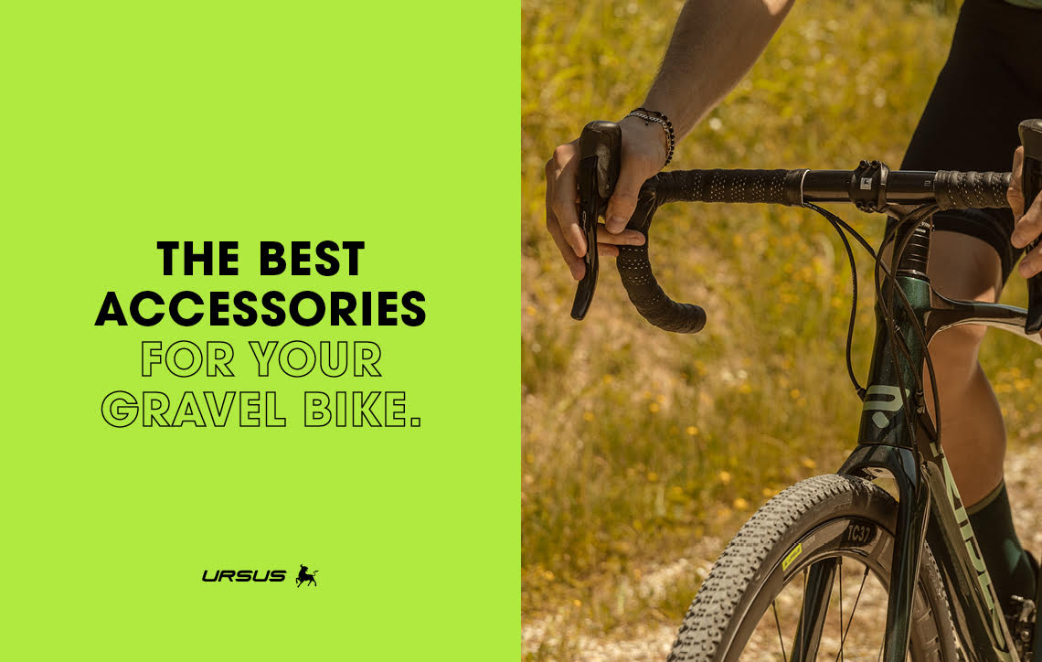 The best accessories for your gravel bike